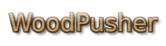 WoodPusher Logo